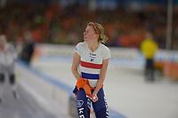 SPEEDSKATING: HEERENVEEN: 11-01-2020, IJsstadion Thialf, European Championship distances, 3000m Ladies, Esmee Visser (NED), ©foto Martin de Jong