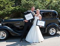 Amy & George's wedding 09-13-14