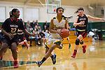 2013 girls basketball: Pinewood School vs. Valley Christian