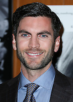 LOS ANGELES, CA, USA - OCTOBER 27: Wes Bentley arrives at the Los Angeles Premiere Of Amplify's 'The Better Angels' held at the Directors Guild Of America on October 27, 2014 in Los Angeles, California, United States. (Photo by Xavier Collin/Celebrity Monitor)