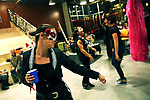 Guest at the annual Capital Collage dance to the music as dozens of artists from around the state of Nevada who performed or demonstrating their crafts in Carson City, Nev., on Friday, October 27, 2017. <br /> Photo by Lance Iversen/Nevada Momentum