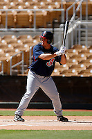 Tim Fedroff - Cleveland Indians 2009 Instructional League. .Photo by:  Bill Mitchell/Four Seam Images..