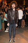 Ruben Ochandiano attends the party of Nike and Roberto Tisci at the Casino in Madrid, Spain. September 15, 2014. (ALTERPHOTOS/Carlos Dafonte)