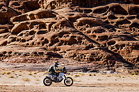 76 Freinademetz Martin (aut), KTM, Red Bull Romaniacs, Original by Motul, Moto, Bike, action during Stage 3 of the Dakar 2020 between Neom and Neom, 489 km - SS 404 km, in Saudi Arabia, on January 7, 2020 -  <br /> Rally Dakar <br /> 07/01/2020 <br /> Photo DPPI / Panoramic / Insidefoto