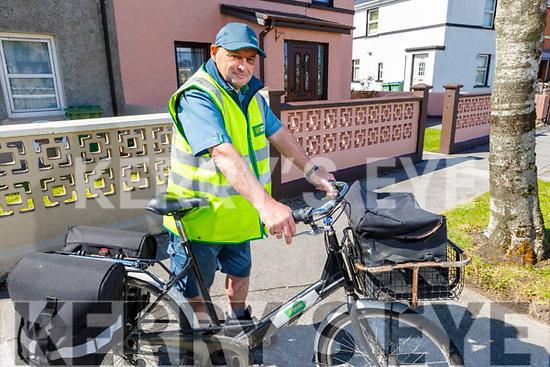 Tralee postman Michael O'Callaghan