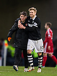 Charlie Telfer and Stuart Armstrong