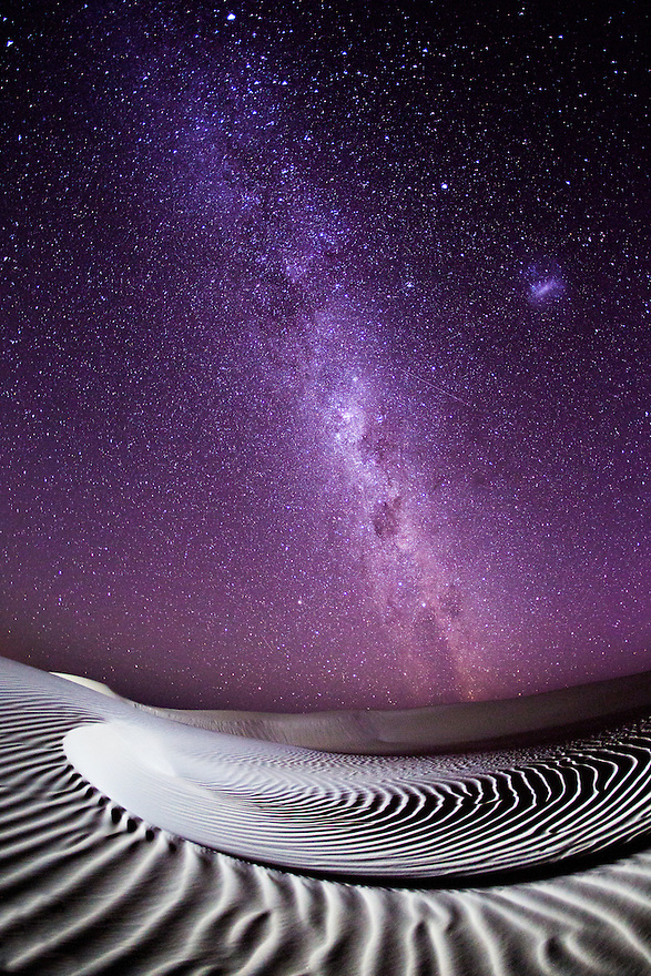 Milky Way Australia