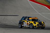 IMSA Continental Tire SportsCar Challenge<br /> Advance Auto Parts SportsCar Showdown<br /> Circuit of The Americas, Austin, TX USA<br /> Friday 5 May 2017<br /> 52, MINI, MINI JCW, ST, Nate Norenberg, Tyler Stone<br /> World Copyright: Jake Galstad<br /> LAT Images