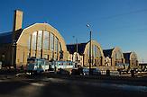 Der Rigaer Zentralmarkt. In Riga blüht die jüdische Kultur. Es gibt die größte jüdische Gemeinde im Baltikum./ In Riga prospers the jewish culture. In Riga is the biggest jewish municipal in the Baltic States