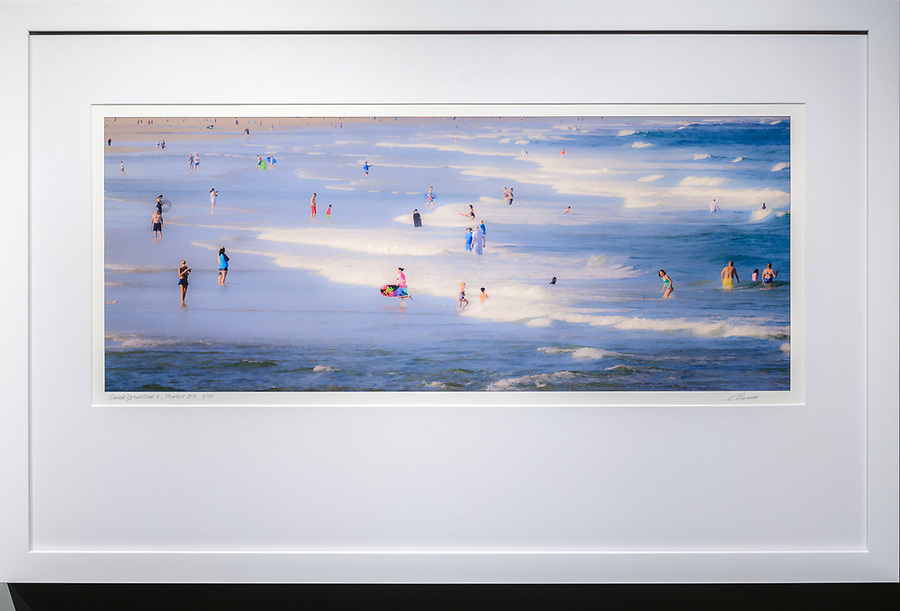 "Framed Size 20""h x 32""w, $735.<br />