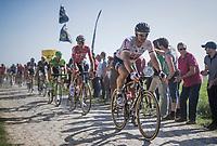 André Greipel (DEU/Lotto-Soudal)<br /> <br /> 115th Paris-Roubaix 2017 (1.UWT)<br /> One Day Race: Compiègne › Roubaix (257km)