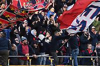 tifosi Bologna<br /> Bologna 24-02-2019 Stadio Dall'Ara <br /> Football Serie A 2018/2019 Bologna - Juventus<br /> Foto Image Sport / Insidefoto