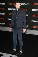 "Jake Boys<br /> arriving for the ""Bright"" European premiere at the BFI South Bank, London<br /> <br /> <br /> ©Ash Knotek  D3364  15/12/2017"