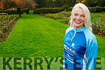 Maggie Large from Listowel who is doing a marathon fundraiser around Finuge and Listowel for the Kerry Parent and Friends on Saturday October 24th.