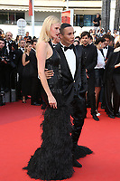 LARA STONE OLIVIER ROUSTEING The Beguiled' Red Carpet Arrivals - The 70th Annual Cannes Film Festival<br /> CANNES, FRANCE - MAY 24 attends the 'The Beguiled' screening during the 70th annual Cannes Film Festival at Palais des Festivals on May 24, 2017 in Cannes, France