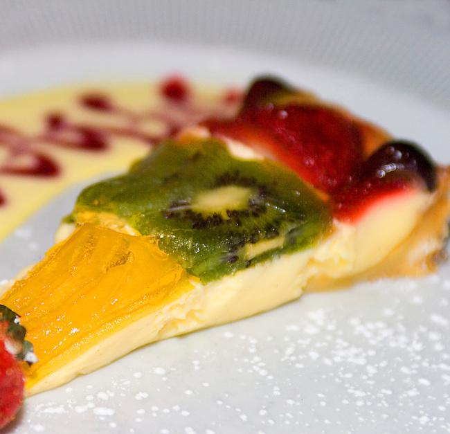 Dessert, Pelligrino Restaurant, Little Italy, New York, New York