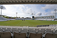 General view of the ground ahead of Day Four of Nottinghamshire CCC vs Essex CCC, LV Insurance County Championship Group 1 Cricket at Trent Bridge on 9th May 2021