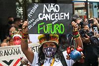 30/06/2021 - PROTESTO CONTRA A PL490 NO RIO DE JANEIRO