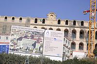 - Marsiglia, restauro dell'antico ospedale de l'Hôtel Dieu e trasformazione in albergo di lusso<br /> <br /> - Marseille, restoration the ancient hospital de l'Hôtel Dieu and transformation into a luxury hotel