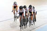 Bryony Botha competes in the Women Elite Points race 20km during the 2020 Vantage Elite and U19 Track Cycling National Championships at the Avantidrome in Cambridge, New Zealand on Saturday, 25 January 2020. ( Mandatory Photo Credit: Dianne Manson )
