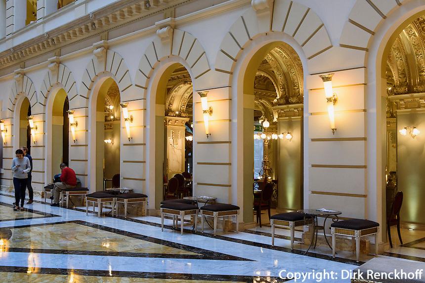 Hotel New York, Ersébet körút 9-11, Budapest, Ungarn