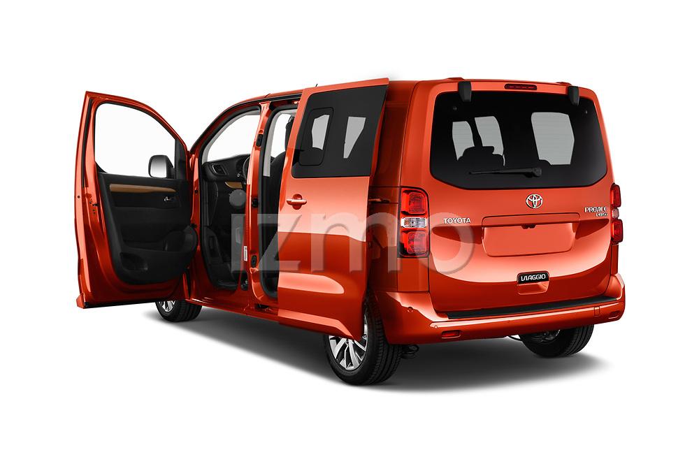 Car images of 2018 Toyota Proace-Verso Viaggio 5 Door Minivan Doors