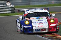 #76 IMSA PERFORMANCE MATMUT (FRA) PORSCHE 911 GT3 RSR  RAYMOND NARAC (FRA) CHRISTOPHE BOURRET (FRA) JEAN KARL VERNAY (FRA)