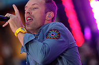 SMG_NY1_Chris Martin_NBC_Today_102111_03.JPG<br /> <br /> NEW YORK, NY - OCTOBER 21: Singer Chris Martin of Colplay performs on NBC's 'Today' Show at Rockefeller Center on October 21, 2011 in New York City.  (Photo By Storms Media Group) <br /> <br /> People:   Chris Martin<br /> <br /> Must call if interested<br /> Michael Storms<br /> Storms Media Group Inc.<br /> 305-632-3400 - Cell<br /> 305-513-5783 - Fax<br /> MikeStorm@aol.com