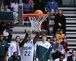 Tulane Men's Basketball defeats Centenary 77-36 in the 2010 home opener.