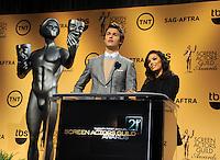 Screen Actor's Guild Nominations