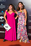 Actress Loles Leon (l) attends Photocall previous to Starlite Gala 2019. August 11, 2019. (ALTERPHOTOS/Francis González)