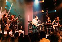 Undated  File Photo circa 1987 - Montreal, Quebec , Canada  -FILE -  l'empire des futures stars, circa 1987<br /> <br /> <br /> Photo by Denis Alix - Agence Quebec Presse