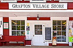 The Grafton Village Store in Grafton, VT, USA