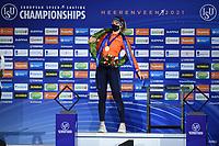 SPEEDSKATING: HEERENVEEN: 17-01-2021, IJsstadion Thialf, ISU European Speed Skating Championships, ©photo Martin de Jong