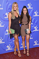 Chloe Meadows and Courtney Green<br /> celebrating the winners in this year's National Lottery Awards, the search for the UK's favourite Lottery-funded projects.  The glittering National Lottery Stars show, hosted by John Barrowman, is on BBC One at 10.45pm on Monday 12 September.<br /> <br /> <br /> ©Ash Knotek  D3151  09/09/2016