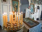St. Basil Serbian Orthodox Church, Angels Camp