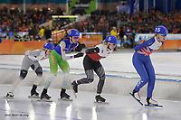 SPEEDSKATING: HEERENVEEN: 12-01- 2020, IJsstadion Thialf, European Championship distances, ©foto Martin de Jong