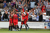 Macclesfield Town v Grimsby Town 110818