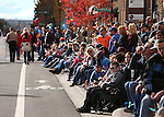 Approximately 20,000 people line Carson Street each year for the annual Nevada Day parade in Carson City, Nev. on Saturday, Oct. 29, 2016. <br />Photo by Cathleen Allison