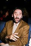 """FRANCO BATTIATO<br /> PREMIERE """" UNA VITA SCELLERATA"""" CINEMA BARBERINI ROMA 1990"""