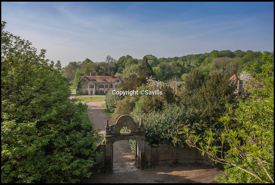 BNPS.co.uk (01202 558833)<br /> Pic: Savills/BNPS<br /> <br /> Make a killing with this Midsomer Murders manor house...<br /> <br /> An atmospheric mansion where DCI Tom Barnaby investigated the deaths of two members of a family has gone on the market for £8.95million.<br /> <br /> The impressive Harpsden Court in Henley-on-Thames, Oxfordshire, was the setting for the ITV series' first Christmas special Ghosts of Christmas Past in 2004.<br /> <br /> The stunning historic property is used throughout the two hour episode, with most scenes taking place in the older part of the house.