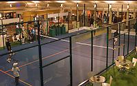 20-2-08, Netherlands, Rotterdam ABNAMROWTT 2008,  tennisplaza