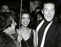 Rubell Jagger Halston6696.JPG<br /> New York, NY 1978 FILE PHOTO<br /> Biana Jagger, Steve Rubell, Halston<br /> Studio 54 First Anniversary<br /> Digital photo by Adam Scull-PHOTOlink.net<br /> ONE TIME REPRODUCTION RIGHTS ONLY<br /> NO WEBSITE USE WITHOUT AGREEMENT<br /> 718-487-4334-OFFICE  718-374-3733-FAX