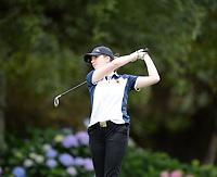 Brydie Hodge, Man/Wang, 2019 New Zealand Women's Interprovincials, Maraenui Golf Club, Napier, Hawke's Bay, New Zealand, Tuesday 03rd December, 2019. Photo: Sarah Lord/www.bwmedia.co.nz