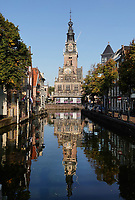 Nederland  Alkmaar- September 2020 .   De Waag.   Foto : ANP/ Hollandse Hoogte / Berlinda van Dam