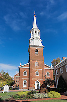 Holy Trinity Church is a historic Lutheran church located in Lancaster, Pennsylvania, USA