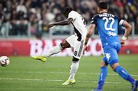 Moise Kean of Juventus scores goal of 1-0 <br /> Torino 30-03-2019 Allianz Stadium <br /> Football Serie A 2018/2019 Juventus - Empoli <br /> Photo  Daniele Buffa / Image Sport / Insidefoto