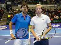 Rotterdam, Netherlands, December 18, 2016, Topsportcentrum, Lotto NK Tennis, <br /> Photo: Tennisimages/Henk Koster