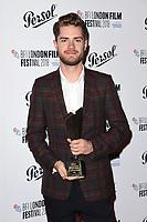 Lukas Dhont<br /> arriving for the London Film Festival Awards, Vue Leicester Square, London<br /> <br /> ©Ash Knotek  D3452  20/10/2018