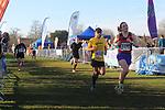 2019-02-17 Hampton Court Half 130 AB finish rem